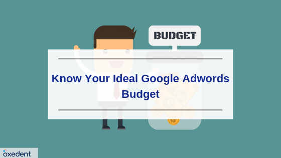 Know Your adwords Budget
